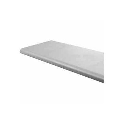 """13""""D X 48""""L Duron Shelf - Open - Grey - Pkg Qty 4"""