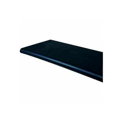 """15""""D X 24""""L Duron Shelf - Open - Black - Pkg Qty 4"""