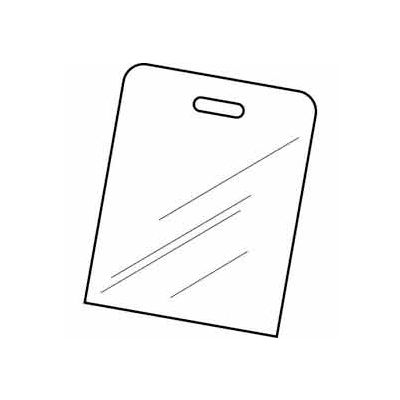 "Medium Acrylic Folding Board 10"" X 12"" Clear - Pkg Qty 6"
