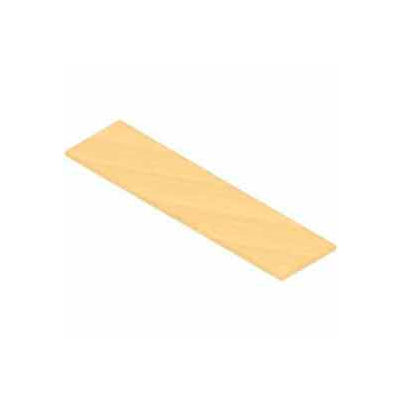 "12"" X 24"" Melamine Shelf - Maple - Pkg Qty 8"
