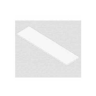 """12"""" X 48"""" Melamine Shelf - White - Pkg Qty 4"""