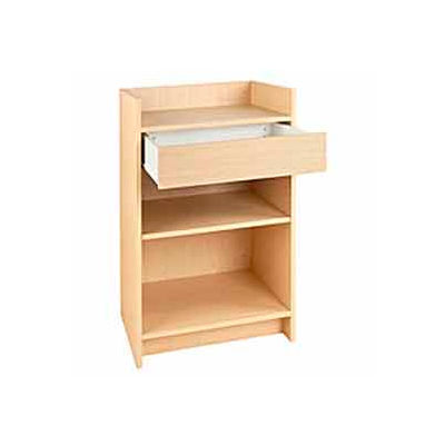 """20""""D x 24""""W x 38""""H Register Stand - Maple"""