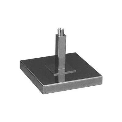 "10"" Square Base 5/8"" Fitting - Min Qty 6 - Pkg Qty 6"