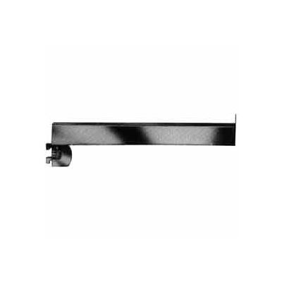 """12"""" Rectangular Tubing Straight Arm For Mounted Standard Only - Chrome - Pkg Qty 24"""
