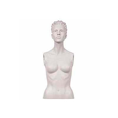 Female Bust w/ Head - Size 4 - White