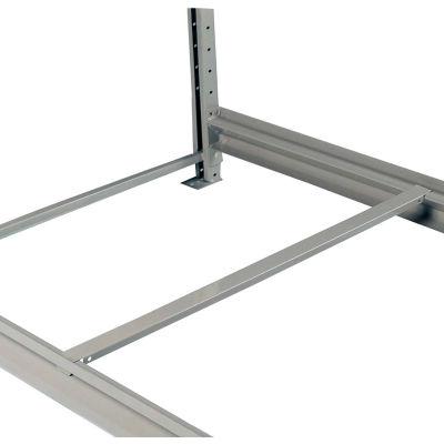 """Global Industrial™ Upright Frame, 24""""Dx96""""H"""