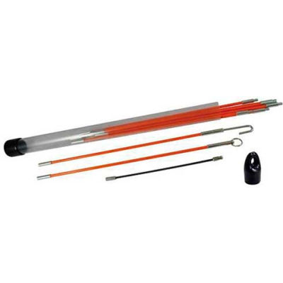 Eclipse Tools DK-2053A Push Pull Rod Set W/Accessories, 10 Meters