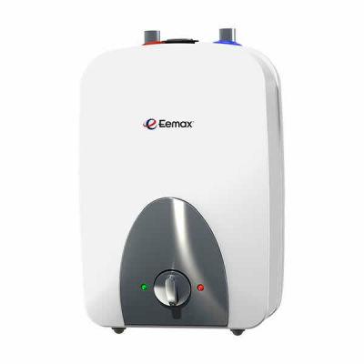Eemax EMT6 Electric Mini Tank Water Heater - 6.0 gallon 120V, Hardwired