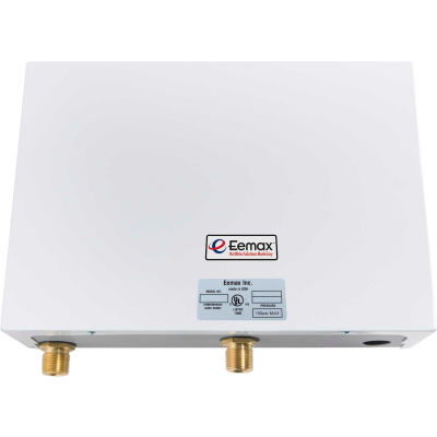 Eemax ED024480T2T Commerical Tankless Water Heater, Three Phase 24KW 480/277V 29A