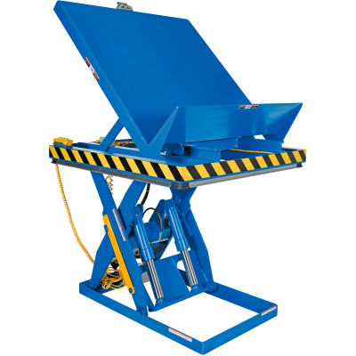 Lift & Tilt Scissor Table EHLTT-4848-4-47