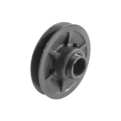 """Single-Groove Variable Pitch Sheave, 1-1/8"""" Bore, 7.5"""" O. D., 1VP75X1-1/8"""