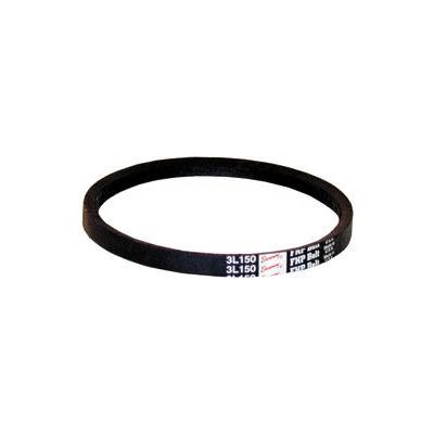 V-Belt, 3/8 X 57 In., 3L570, Light Duty Wrapped