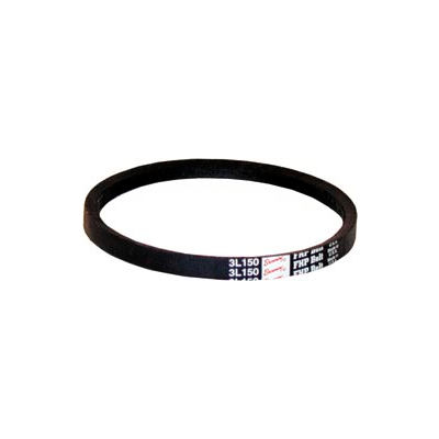 V-Belt, 1/2 X 61 In., 4L610, Light Duty Wrapped