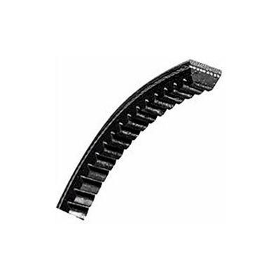 V-Belt, 3/8 X 132 In., 3VX1320, Raw Edge Cogged
