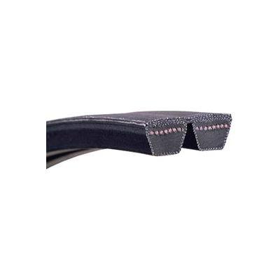V-Belt, 108 In., 4GBBX105, Banded Raw Edge Cogged