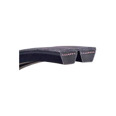 V-Belt, 109.2 In., 4GBCX105, Banded Raw Edge Cogged