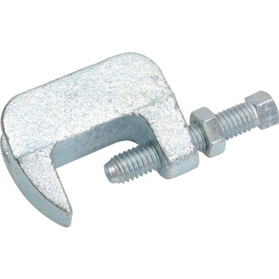 Top Beam Clamp Galvanized 3/4""