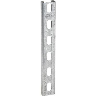Strut 1 5/8x13/16x10 Slot Znc