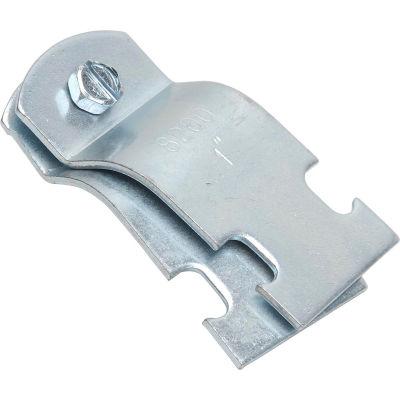 """Strut Clamp Zinc 2"""" Assembled - Pkg Qty 53"""