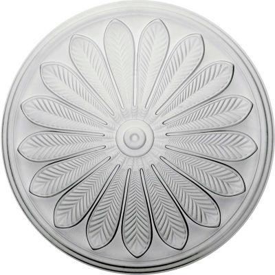 "Ekena Brontes Ceiling Medallion CM25BR, 25-1/2""OD x 5-1/2""D"