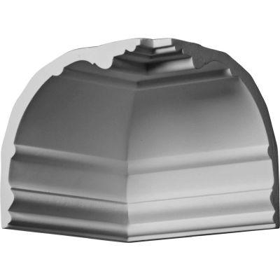 "Ekena Inside Corner For Moulding MLD06X07X09FO MIC07X06FO, 7""D x 6-3/4""H"