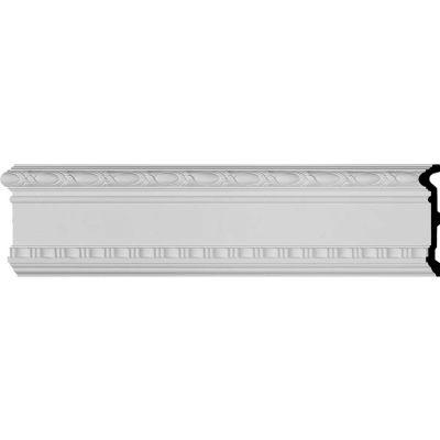 """Ekena Wakefield Panel Moulding PML09X02WA, 9-3/8""""H x 1-3/4""""D x 94-1/2""""L"""