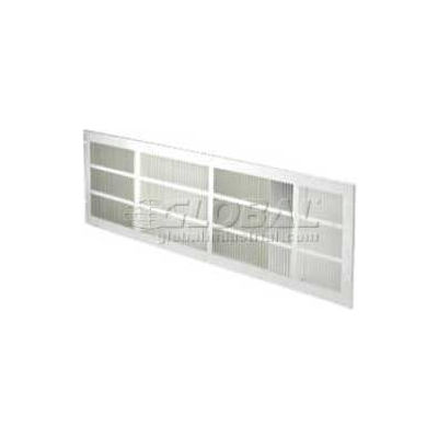 Frigidaire® PTAC Aluminum Stamped Grille, 5304480557, Clear