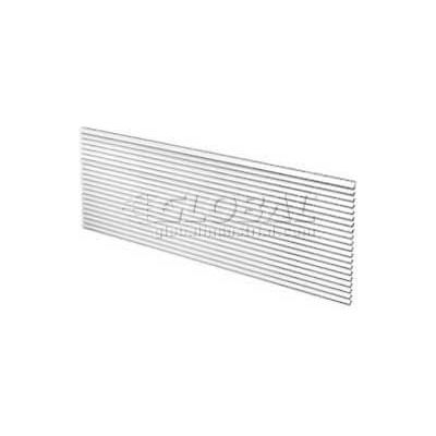 Frigidaire® PTAC Architectural Grille, Aluminum, Clear, 5304480558