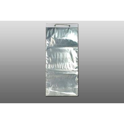 "Low Density Gusset Bag 14"" x 11"" 1 Mil 1,000 Pack"