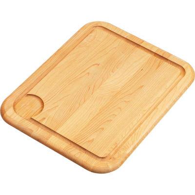 """Elkay, CB1713, Cutting Board, Solid Maple Hardwood, 13-1/2""""Lx17""""W"""