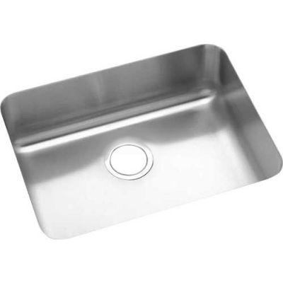 "Elkay® ELUH129, Gourmet Lustertone Undermount Sink, 14-1/2""L X 11-3/4""W X 7""D"