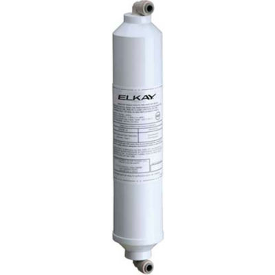 Elkay In-Line Filter Kit For Cyst/Lead Reduction & Sediment-Taste-Odor -  LF2