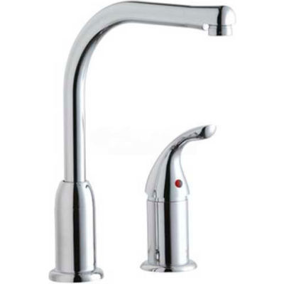 Elkay LK3000CR, Everyday Kitchen Faucet, 2 Hole Drillings