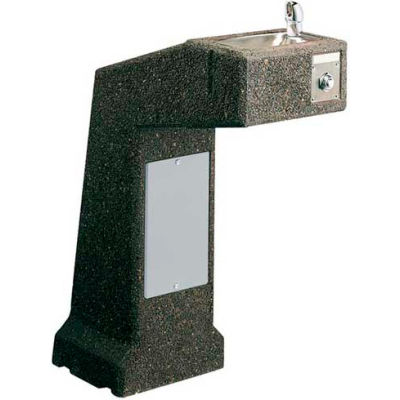Elkay Stone Outdoor Drinking Fountain, LK4590