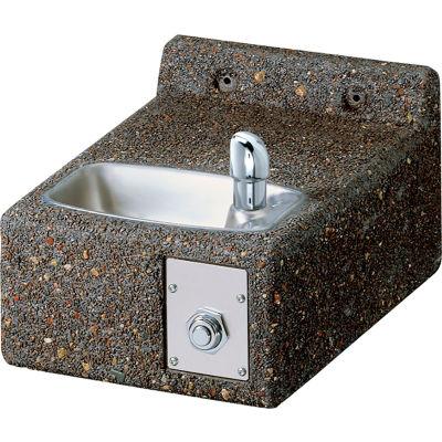 Elkay Stone Outdoor Drinking Fountain, Lk4593