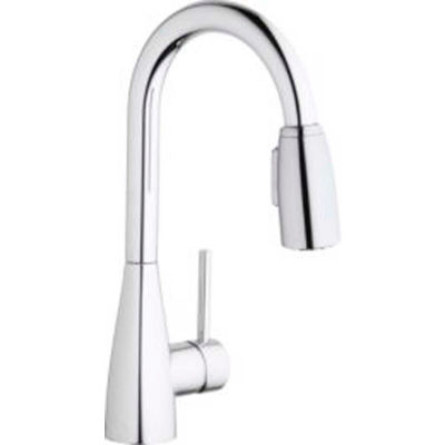 Elkay LKAV4032CR, Avado Pull-Down Bar/Prep Faucet, Chrome, Single Lever Handle