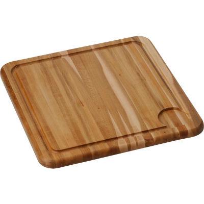 """Elkay, LKCBEG1516HW, Cutting Board, Solid Maple Hardwood, 17-3/16""""Lx15-3/8""""W"""