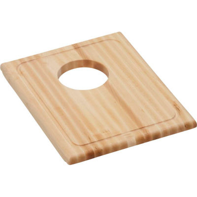 """Elkay, LKCBF1316HW, Cutting Board, Solid Maple Hardwood, 16-15/16""""Lx13-5/16""""W"""