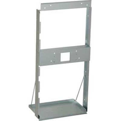 Elkay Mounting Frame For Soft Sides Child ADA Compliant One-Level Water Coolers, MFC100