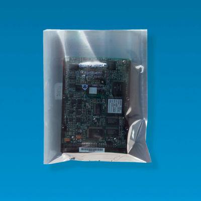 """StratoGrey™ Static Shielding Bag 12"""" x 6"""" 3.6 Mil Gray 500 Pack"""