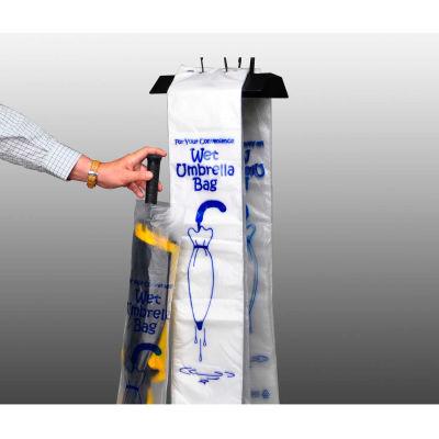 """Long Umbrella Bag, 35"""" x 7"""" 0.7 Mil - 1000 Pack"""