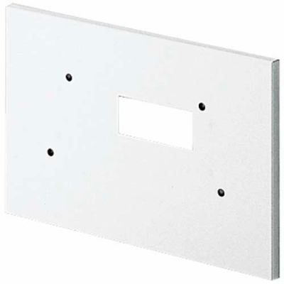 Elkay Decorative Wall Plate For Models EDFP214C & EDFP210C - WP2