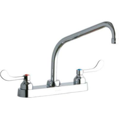 Elkay, Commercial Faucet, LK810HA10T4