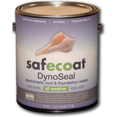 AFM Safecoat DynoSeal, Black Gallon Can 1/Case - 31163