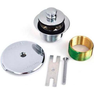 """Watco 38190-AP Push Pull® Trim Kit ,1-5/8"""" - 16 Thread Bushing, Aged Pewter"""
