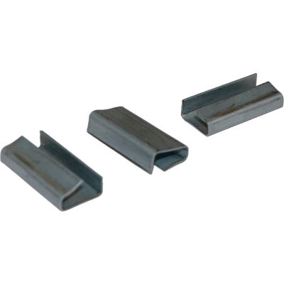 """1/2"""" Snap-On Open Seal For Poly - 1,000 Pack"""