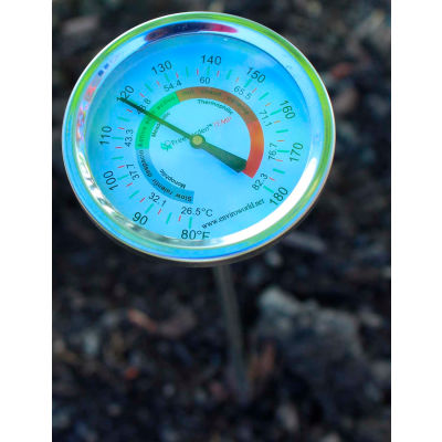Enviro World FreeGarden™ TEMP - Compost Thermometer - EWC-32