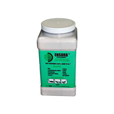 ENPAC® ENSORB® Super Absorbent, 1 Gallon Jug Dispenser