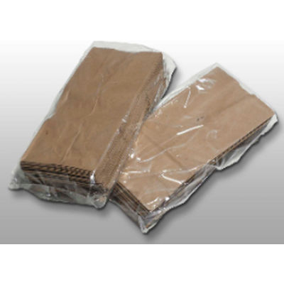 """1.5 Mil Low Density Gusset Bags, 36""""L x 16""""W x 14""""D, Clear, Pack of 250"""