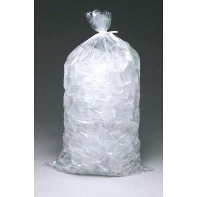 Caterer Ice Bag (40 Lbs) Plain, No Print 36 x 18 2.75 Mil - 250 Bags/CASE
